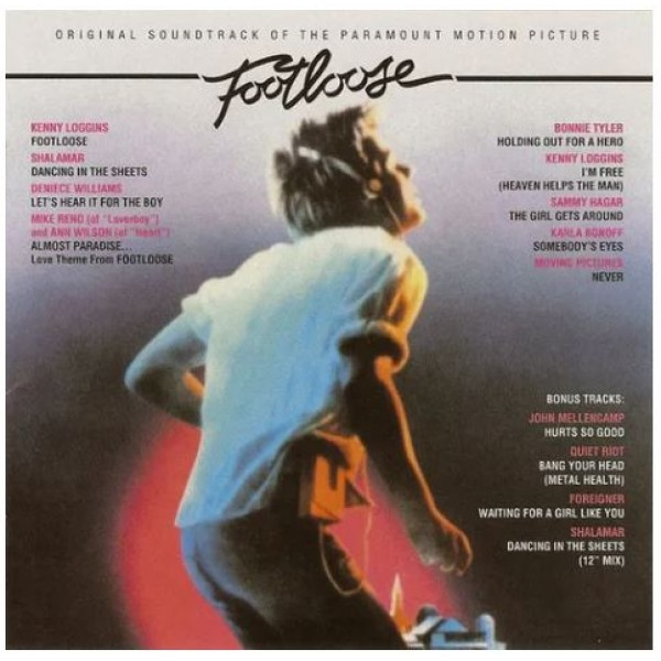 CD Footloose (O.S.T. - 15TH Anniversary Collectors Edition)