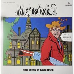 CD Metrobolist - Nine Songs by David Bowie (Digipack)
