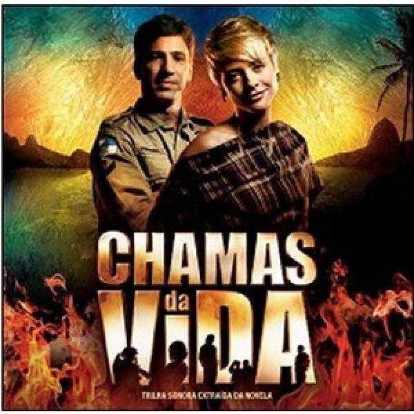 CD Chamas Da Vida - Trilha Sonora da Novela