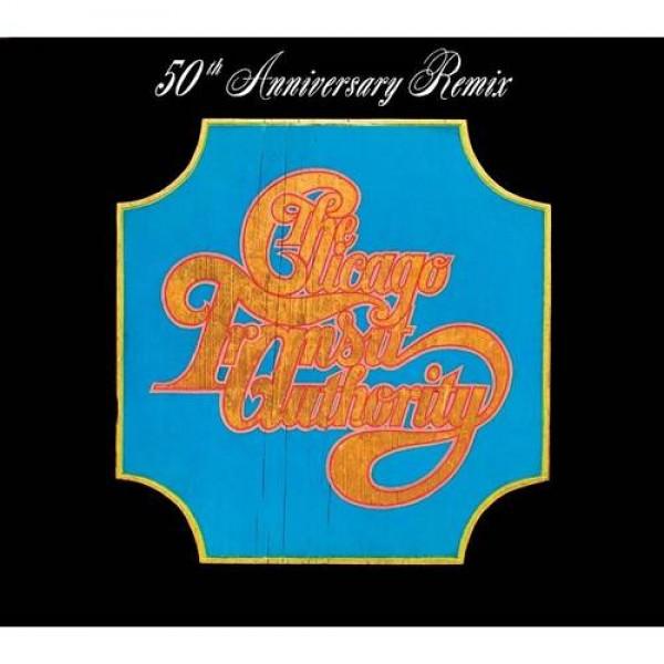 CD Chicago - Chicago Transit Authority - 50th Anniversary Remix (Digipack)