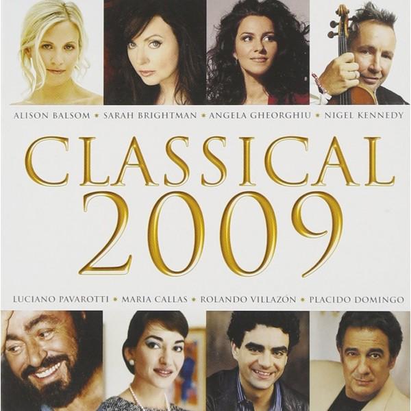 CD Classical 2009 (DUPLO)