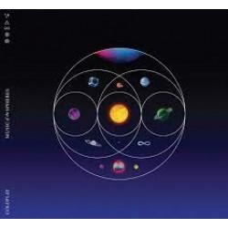 CD Coldplay – Music Of The Spheres (Digipack)