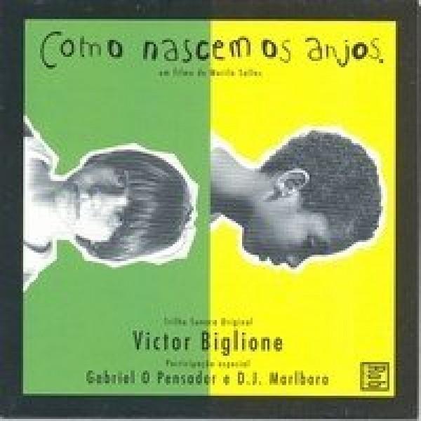 CD Como Nascem Os Anjos (O.S.T.)
