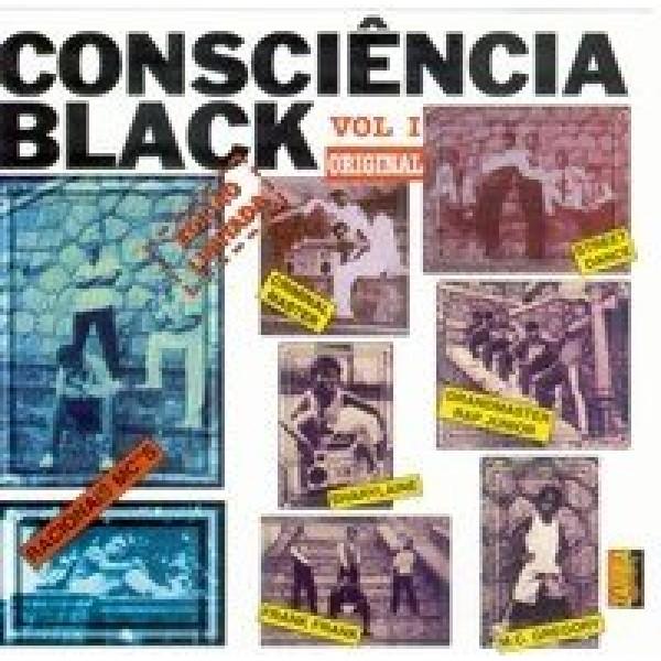 CD Consciência Black Vol. 1