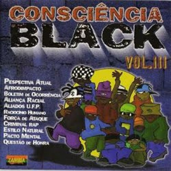CD Consciência Black Vol. 3