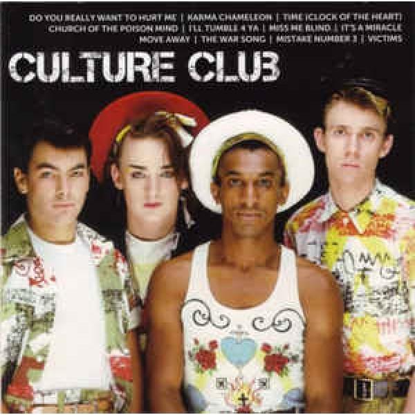CD Culture Club - Icon (IMPORTADO)