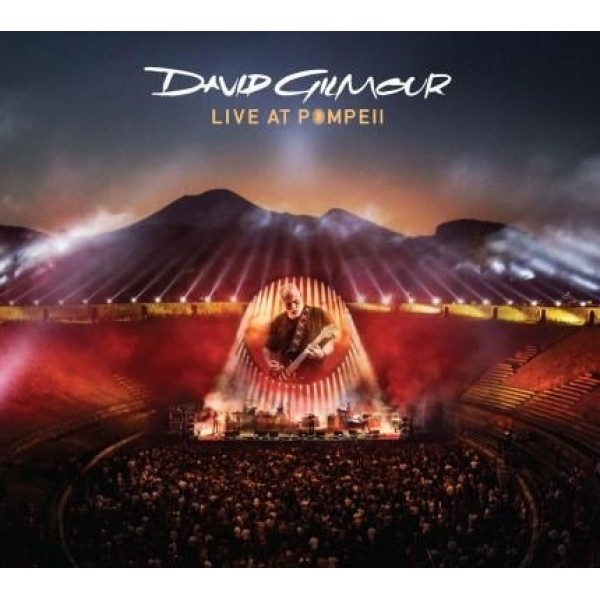 CD David Gilmour - Live At Pompeii (DUPLO)