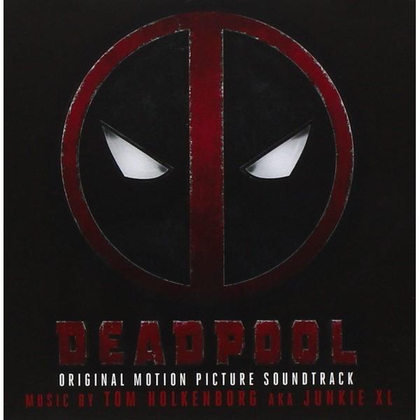 CD Deadpool - Music By Tom Holkenborg Aka Junkie XL (O.S.T.)