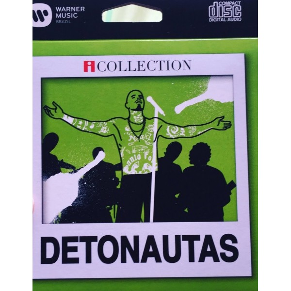 CD Detonautas Roque Clube - iCollection (ePack)