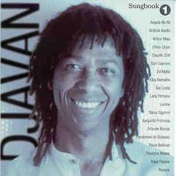 CD Djavan Songbook Vol. 1