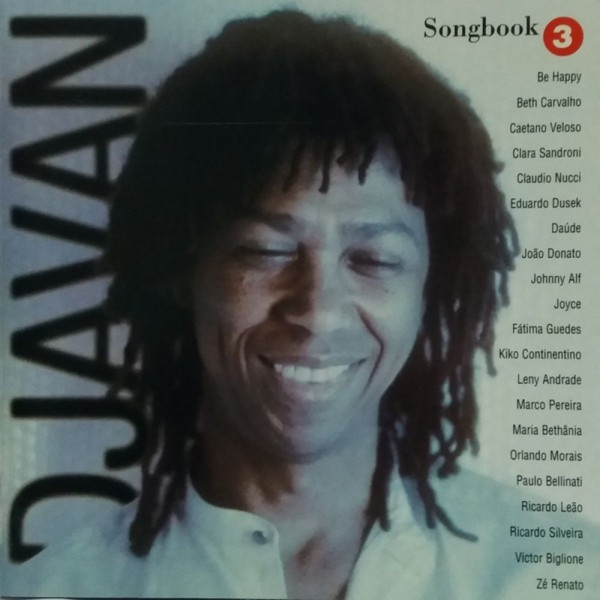 CD Djavan Songbook Vol. 3