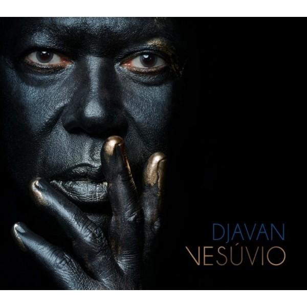 CD Djavan - Vesúvio (Digipack)