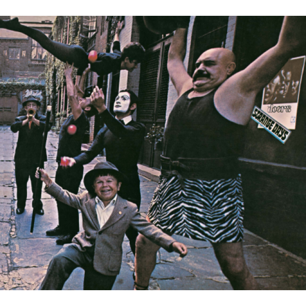 CD The Doors - Strange Days: 50th Anniversary Expanded Edition (Digipack - DUPLO)