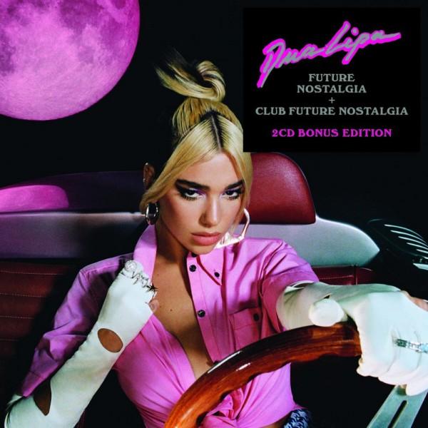 CD Dua Lipa - Future Nostalgia (Bônus Edition - Duplo)