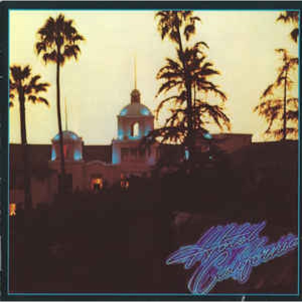 CD Eagles ‎- Hotel California