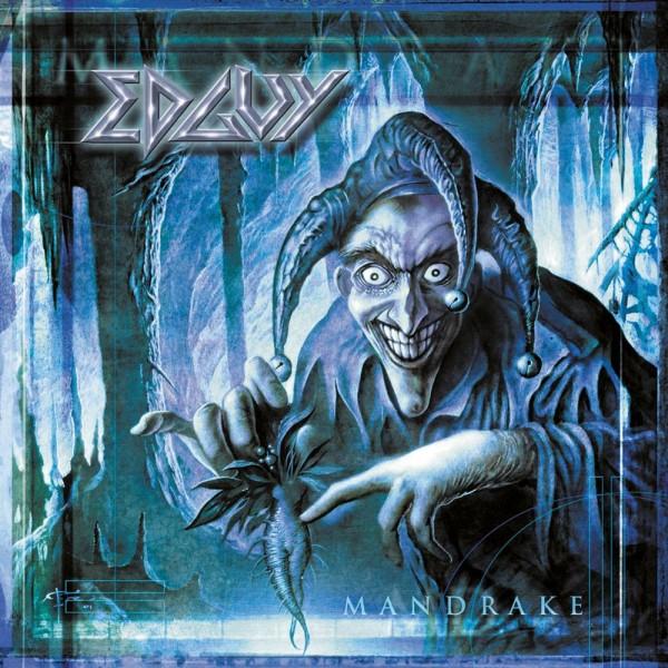 CD Edguy - Mandrake (Deluxe Edition)
