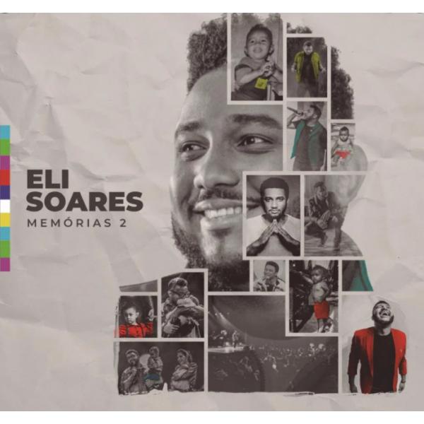 CD Eli Soares - Memórias 2