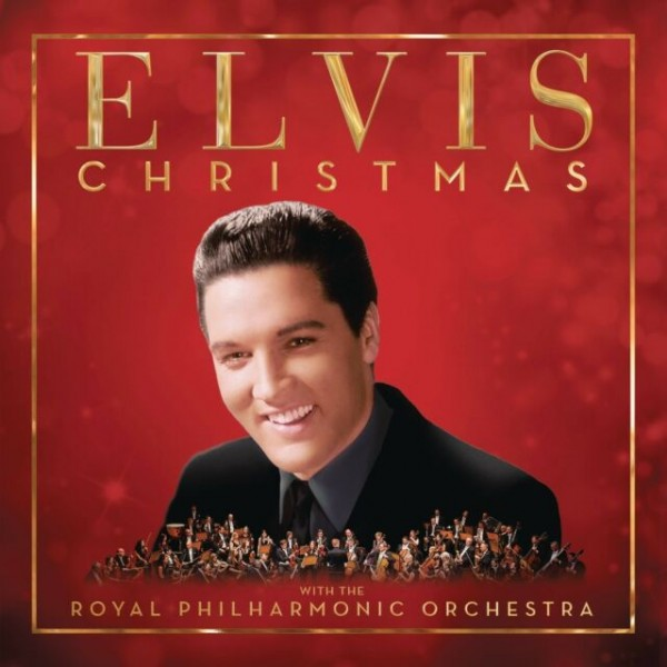 CD Elvis Presley - Christmas: With The Royal Philarmonic Orchestra (IMPORTADO)