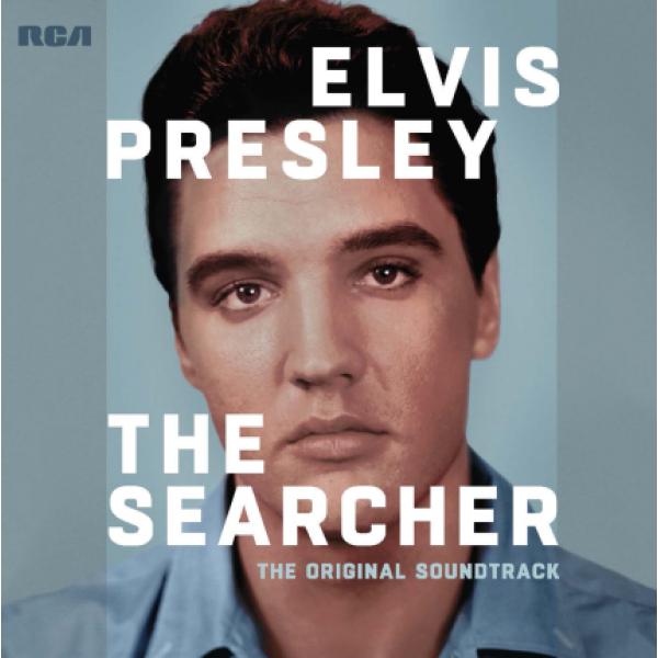 CD Elvis Presley - The Searcher: The Original Soundtrack