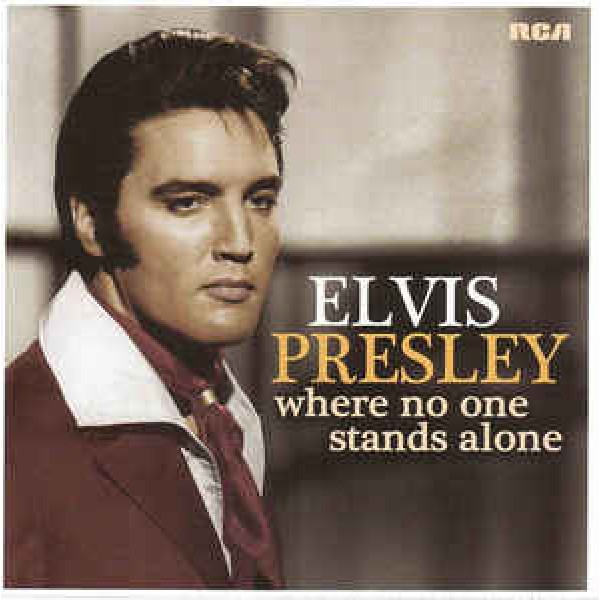 CD Elvis Presley - Where No One Stands Alone