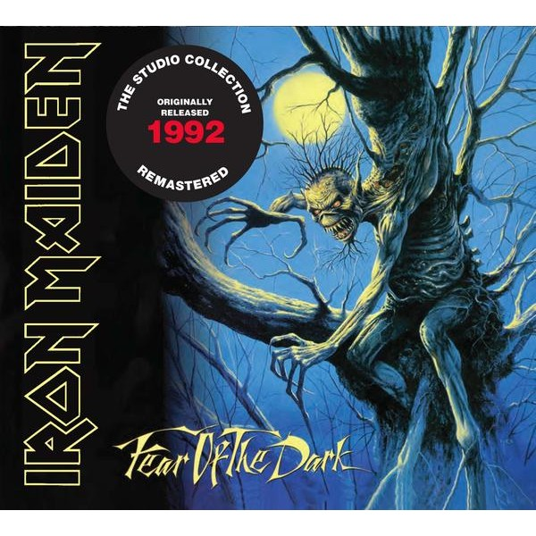 CD Iron Maiden - Fear Of The Dark (Remastered - Digipack)
