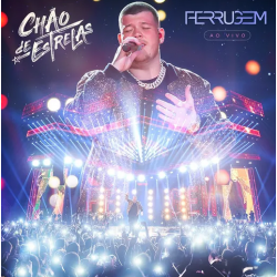 CD Ferrugem - Chão de Estrelas: Ao Vivo