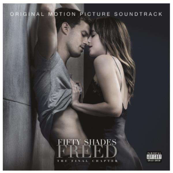 CD Fifty Shades Freed (O.S.T.)
