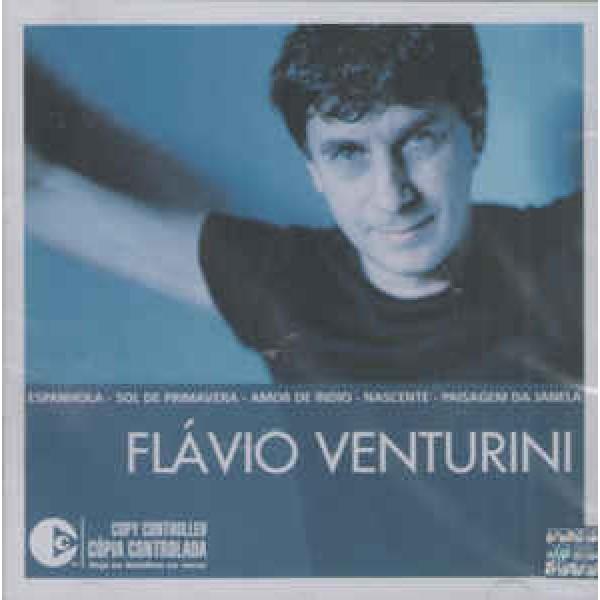 CD Flávio Venturini - The Essential