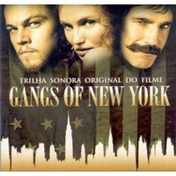 CD Gangs Of New York (O.S.T.)