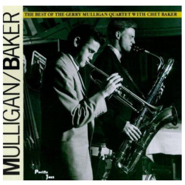CD Gerry Mulligan/Chet Baker - The Best Of