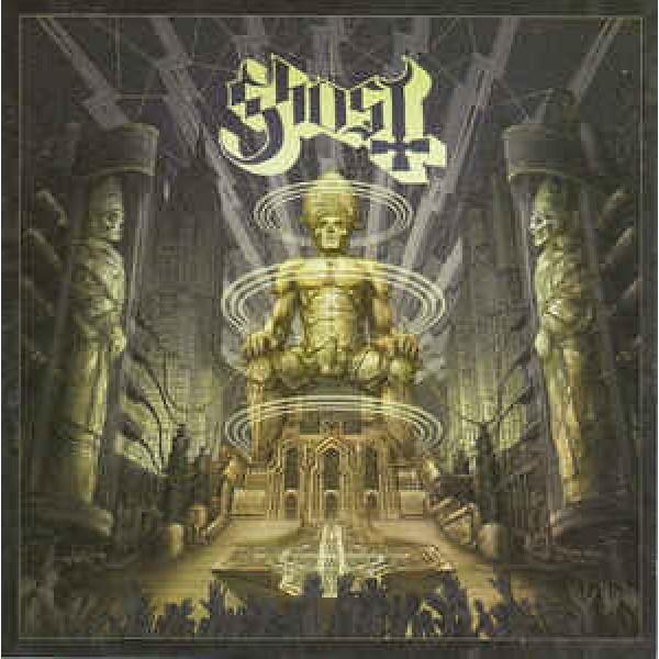 CD Ghost - Ceremony And Devotion (DUPLO) (IMPORTADO)