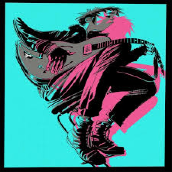 CD Gorillaz - The Now Now