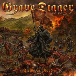 CD Grave Digger - Fields Of Blood