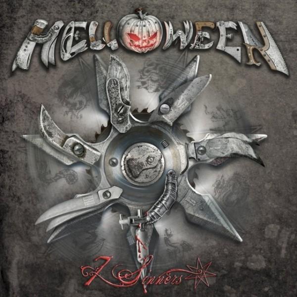 CD Helloween - 7 Sinners (Remastered 2020 - Digipack)