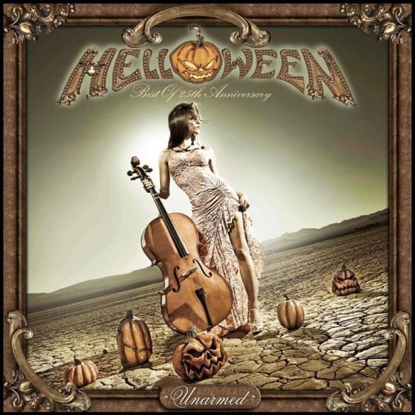 CD Helloween - Unarmed: Best Of 25th Anniversary (Remastered 2020 - Digipack)