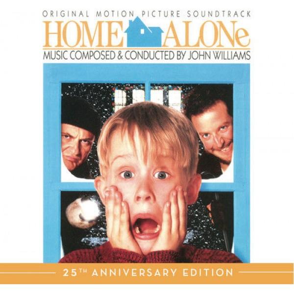 CD Home Alone - 25th Anniversary Edition (O.S.T. - IMPORTADO)