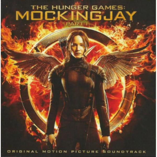 CD Jogos Vorazes - A Esperança Pt. 1 (O.S.T.)