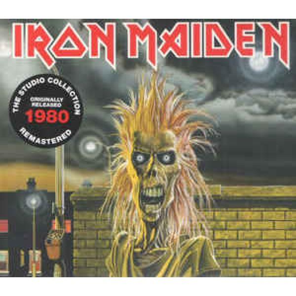 CD Iron Maiden - Iron Maiden (1980 Remastered - Digipack)
