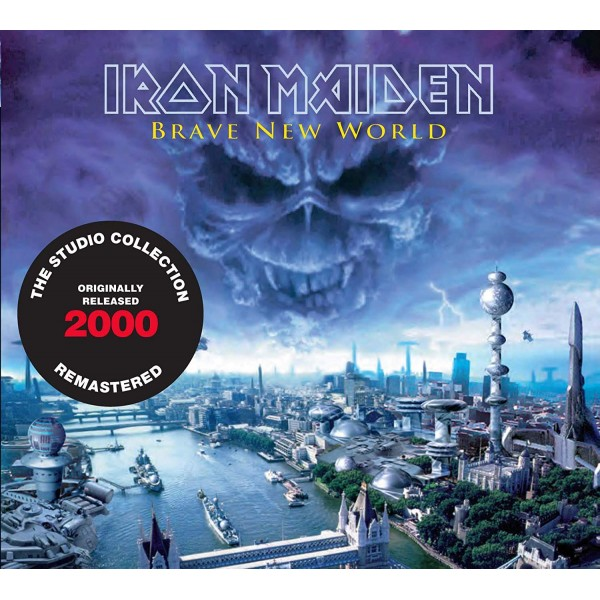 CD Iron Maiden - Brave New World (Remastered - Digipack)