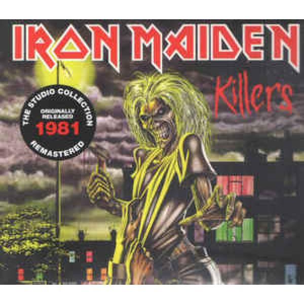 CD Iron Maiden - Killers (Remastered - Digipack)