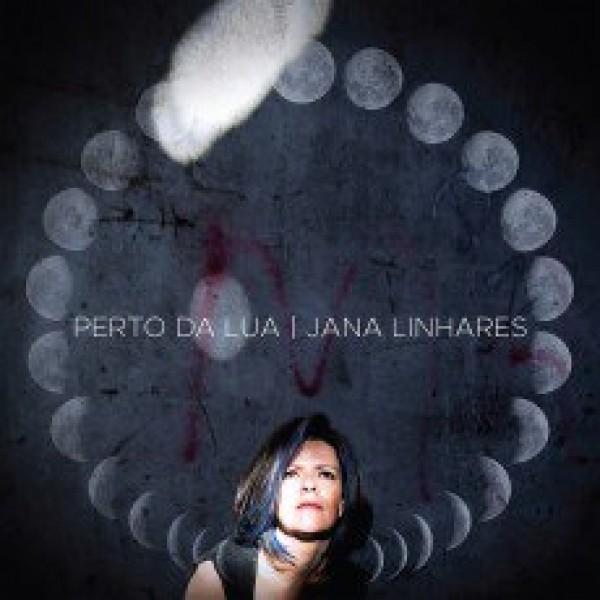 CD Jana Linhares - Perto Da Lua (Digipack)