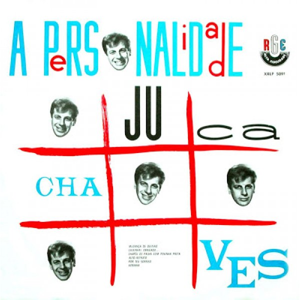 CD Juca Chaves - A Personalidade