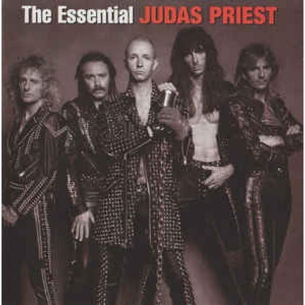 CD Judas Priest - The Essential (IMPORTADO - DUPLO)