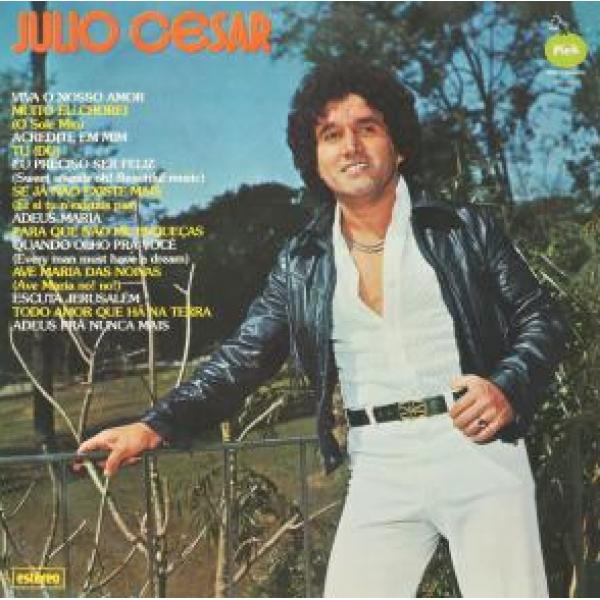 CD Júlio César - Júlio César (1977)