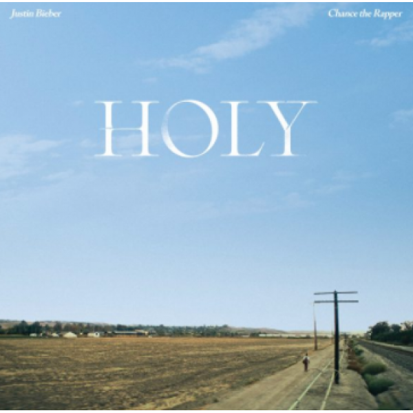 CD Justin Bieber - Holy ft. Chance The Rapper (CD SINGLE)