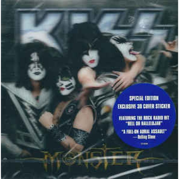 CD Kiss - Monster (Special Edition)