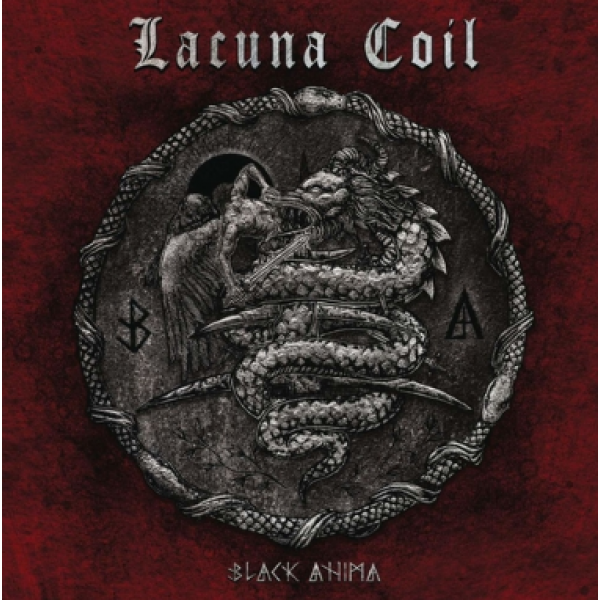 CD Lacuna Coil - Black Anima