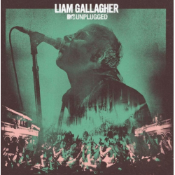 CD Liam Gallagher - MTV Unplugged