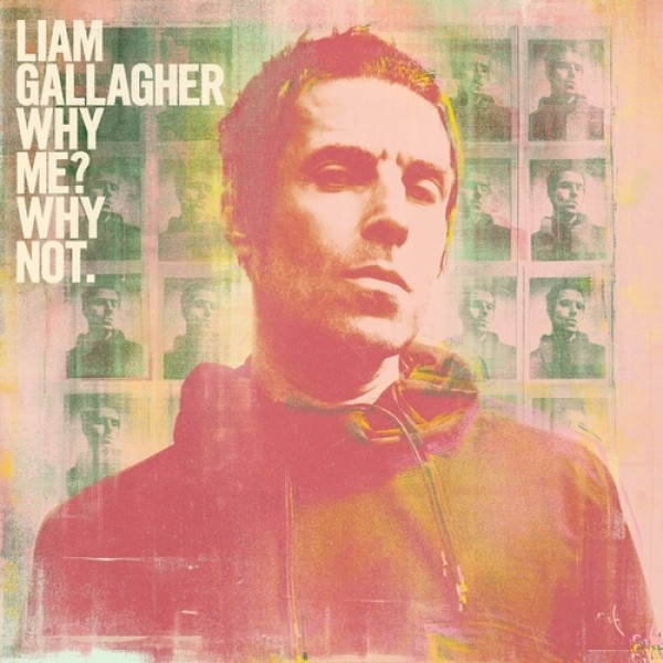 CD Liam Gallagher - Why Me? Why Not (DELUXE EDITION)