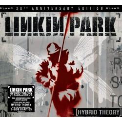 CD Linkin Park - Hybrid Theory: 20th Anniversary Edition (DUPLO - Digipack)